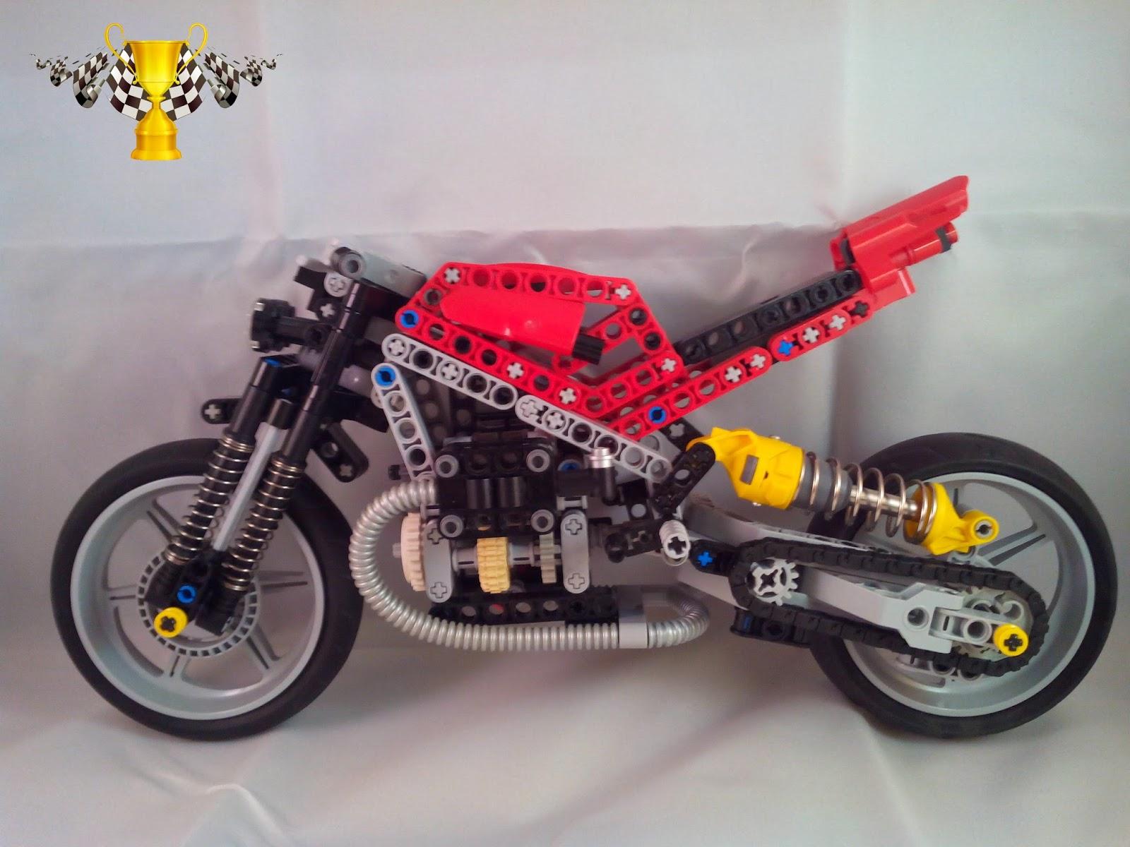 Lego Technic Motorcycles