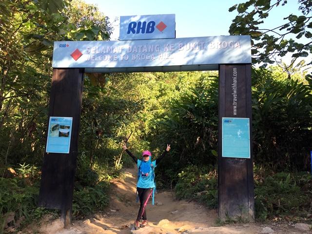 Last Hike 2015: Broga Hill