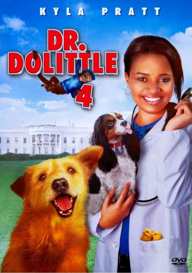 Dr. Dolittle 4 – Dublado