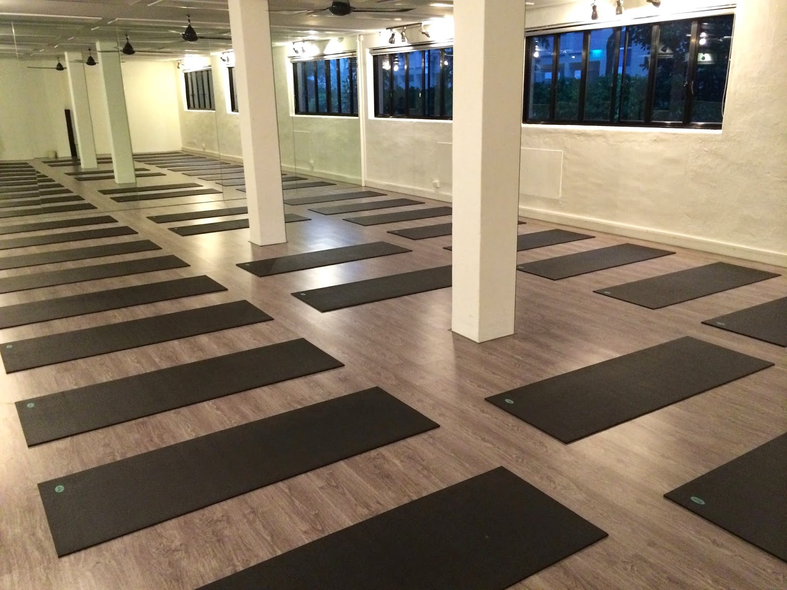 yoga inc. singapore hot yoga
