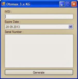 Otomax Keygen