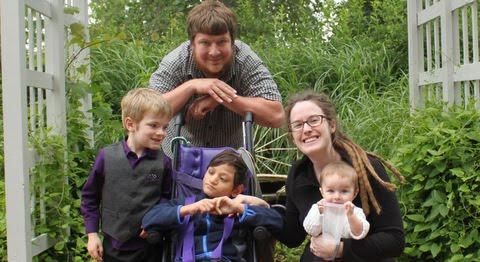 The Keyzer Family 2015