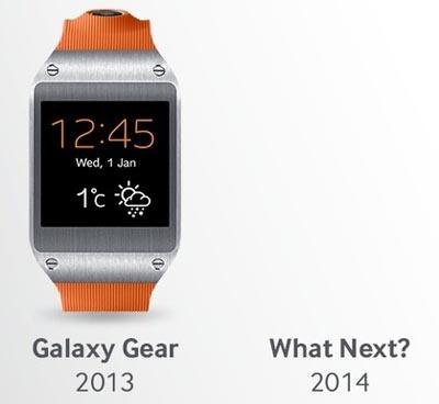 Samsung Siap Hadirkan Galaxy Gear Terbaru?