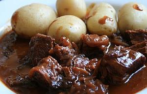 Estofado de Carne a la Francesa