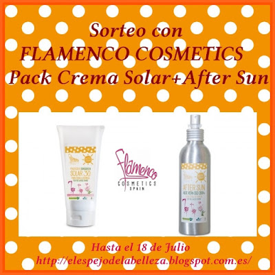 Sorteo Flamenco Cosmetics