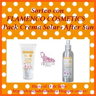 Sorteo Flamenco Cosmetics