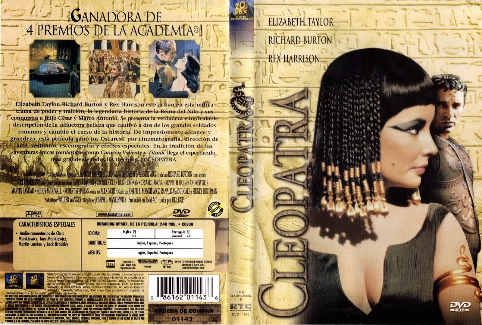 Cleopatra (1963).