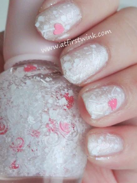 Etude House if story nail kit 3 nail polish 1