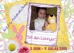 "1st GA by Siti Zahrah Comel "" My Baby & Toys """