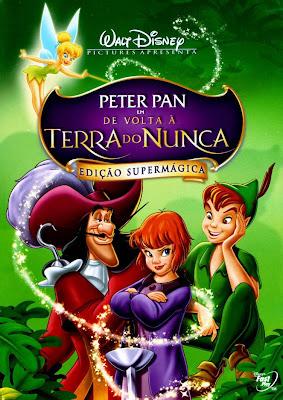 Filme Peter Pan : De Volta à Terra Do Nunca   Dublado