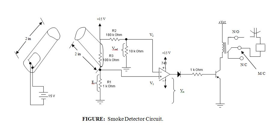 hobby in electronics  smoke detector