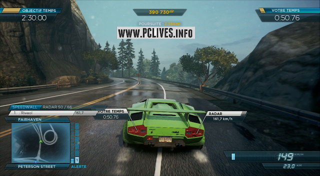 free pc game Download Need For Speed Most Wanted