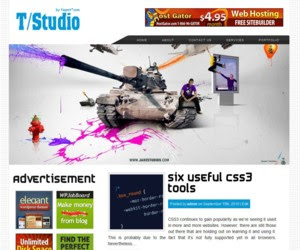 Thao Studios Wordpress Theme