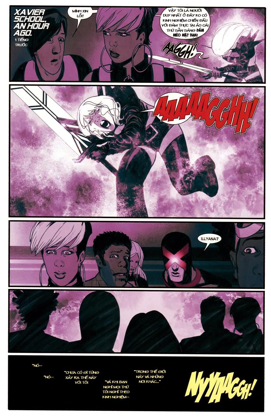 Uncanny X-Men chap 5 - Trang 5