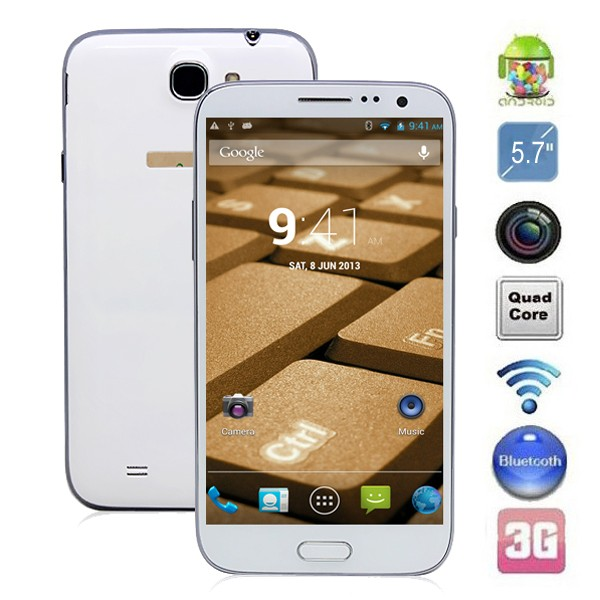 Orient N3 Plus Android 4.2.1 Quad core Turbo 1.5GHz MTK6589T