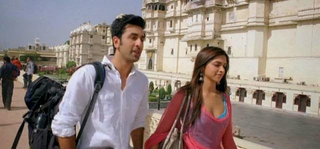 Image result for the udaipur palace yeh jawaani hai deewani