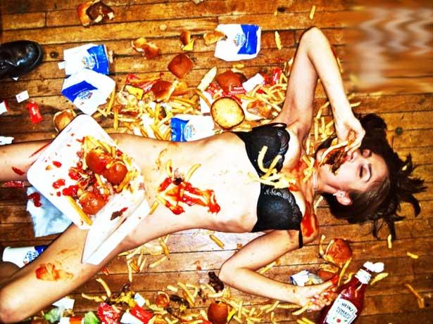 efek fast food terhadap kesehatan
