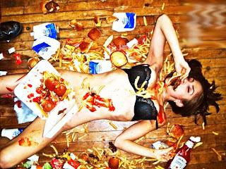Efek makanan cepat saji terhadap tubuh
