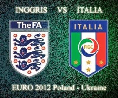 Pertemuan Inggris dan Italia Di Babak Penyisihan Group D