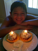 Francesco, a 9 yr old boy suffers from both Celiac Disease and Type 1 Diabetes. Let him suggest some kid friendly gluten free foods, and lunch box ideas that are sure to pass your child's taste test!