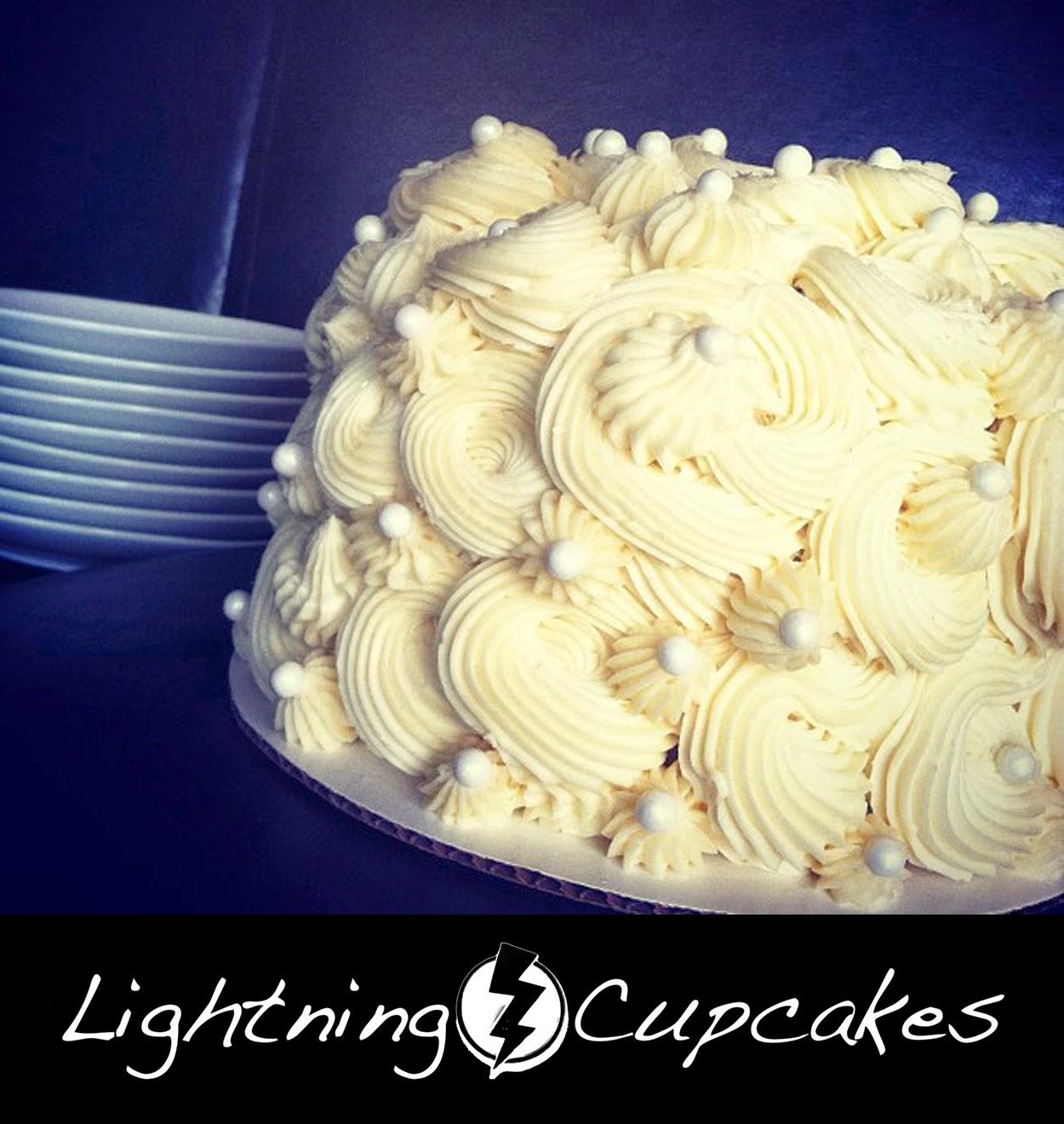 Lightning Cupcakes: Weddings / Events