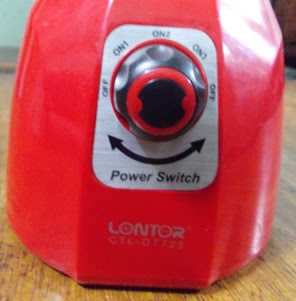 Lontor Lamp 4 way Rotary Switch