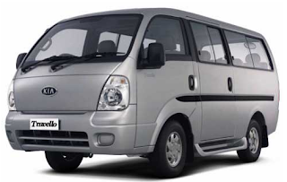 Sewa Mobil Kia Travello di Padang
