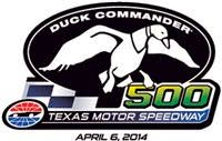 Race 7: Duck Commander 500 at Texas