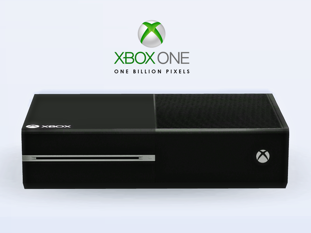 xbox one games consoles decor clutter one billion pixels