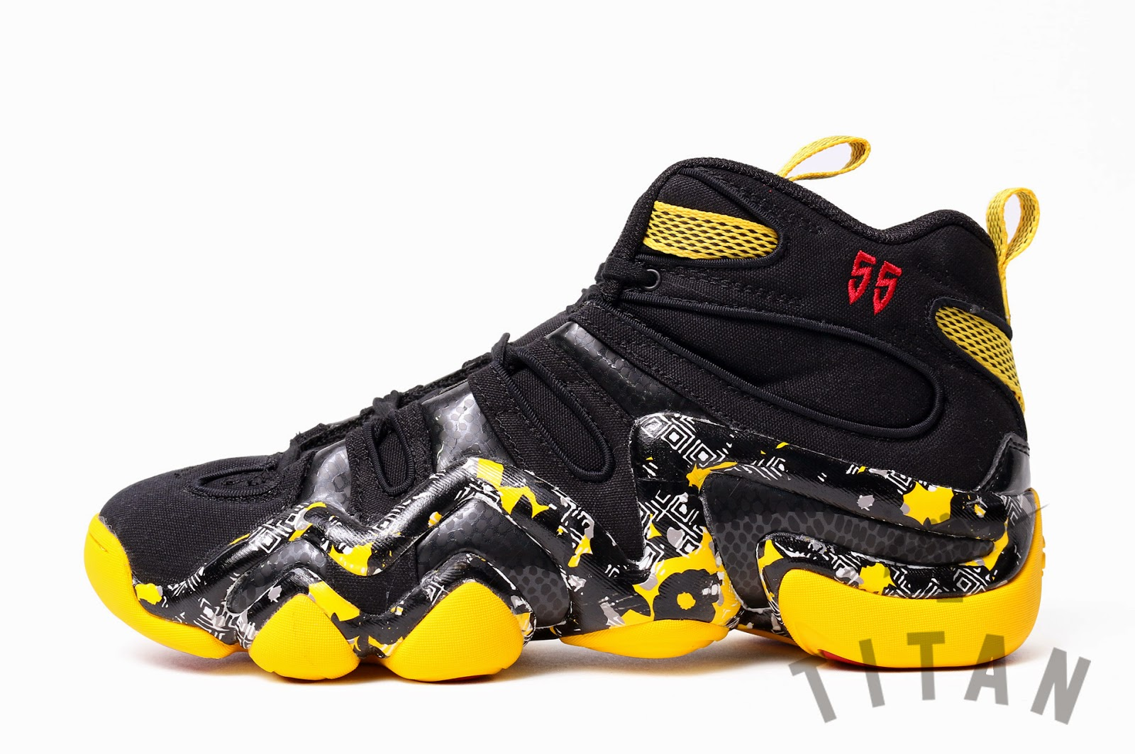 aside from the christmas colorways here is another colorway for the adidas crazy 8 honoring dikembe mutombo for you young guns out there dikembe mutombo - Adidas Crazy 8 Christmas