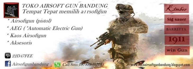 AirSoft Gun Bandung - Hand Gun