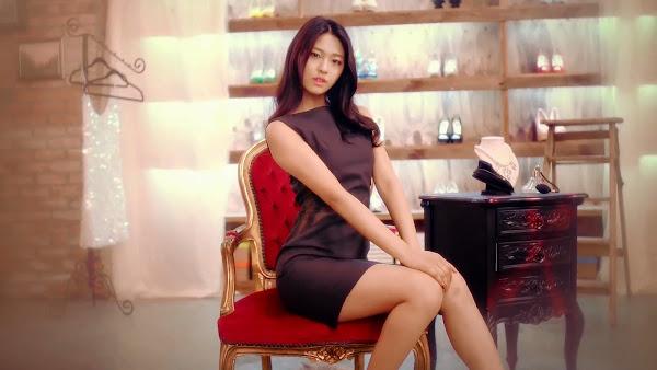 AoA Miniskirt Japanese Seolhyun