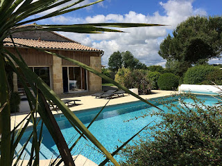 Exceptional luxury spa near bordeaux house, spa, sauna, heated pool