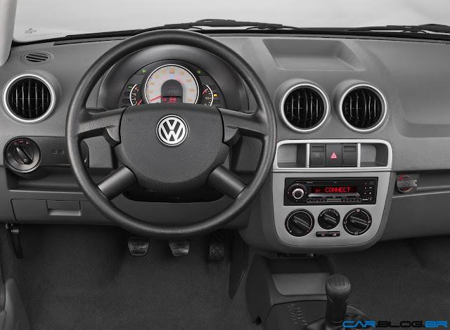VW Gol 2013 G4 Trend - interior