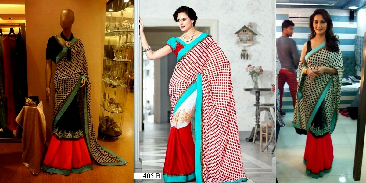 Sarees Loves By Bollywood Star