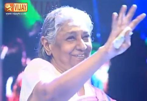 Janaki in Super Singer 4