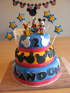 Sew Scrappy Day Look Who Turned 2 Landon S Mickey