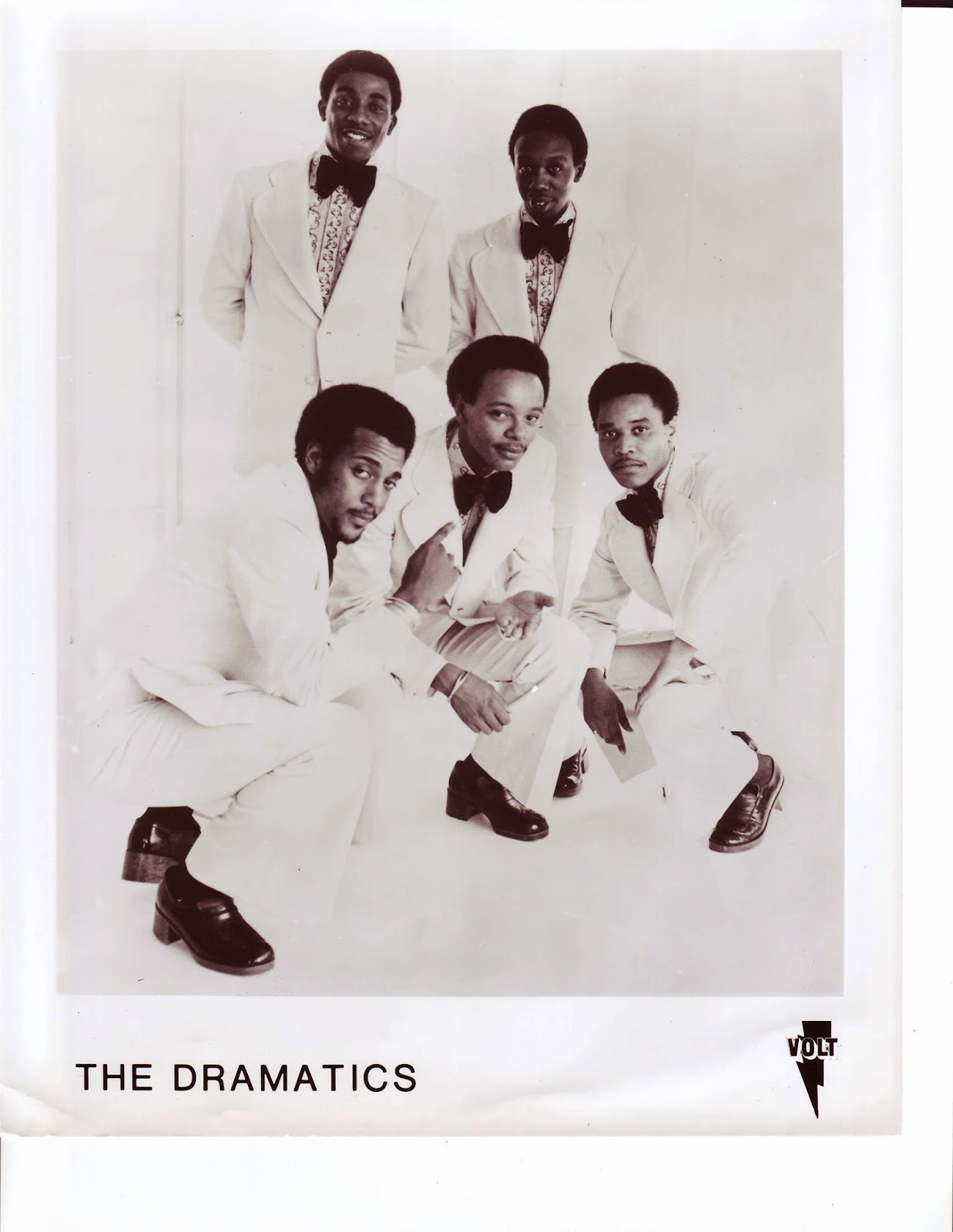 Dramatics, The - And I Panicked / Beware Of The Man (With The Candy In His Hand)