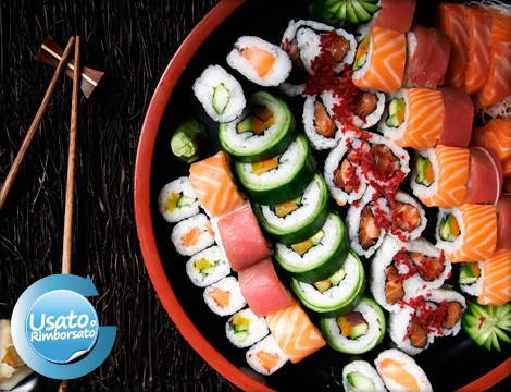 All you can eat milano cena giapponese per 2 a 18 euro - Sushi porta ticinese ...