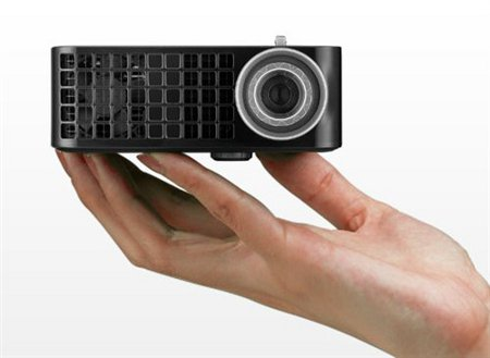 how to make mobile projector