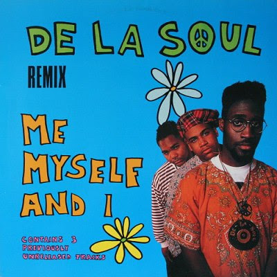 De La Soul – Me Myself And I (Remix) (VLS) (1989) (320 kbps)