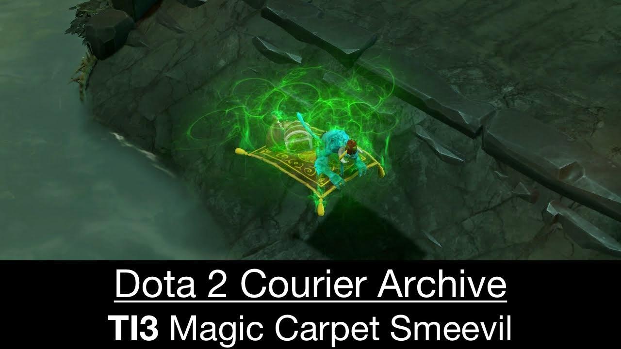 Fezzle-Feez the Magic Carpet Smeevil