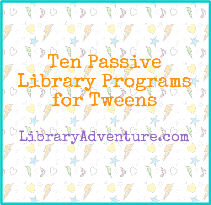 Story Time Secrets LibraryAdventurecom Ten Passive