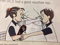 gambar coretan anak SMA Jepang