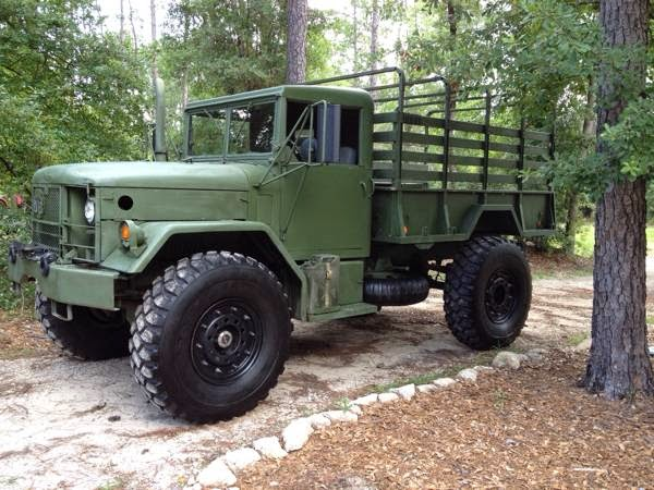 1961 Kaiser M35A2 for Sale - 4x4 Cars