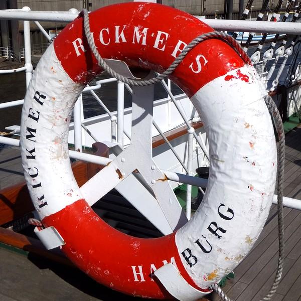 Hambourg Hamburg rickmer rickmers