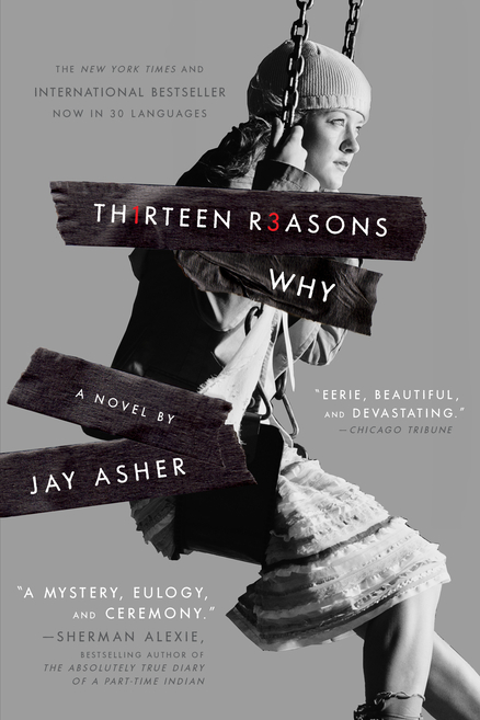 ... and launch of the 13 Reasons Why website I have a giveaway for you