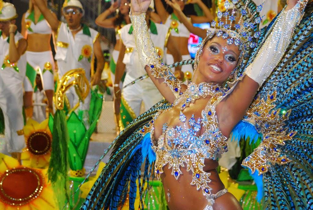 El Blog De Triana Viajes Vive Los Mejores Carnavales Del Mundo - Carnavales-del-mundo