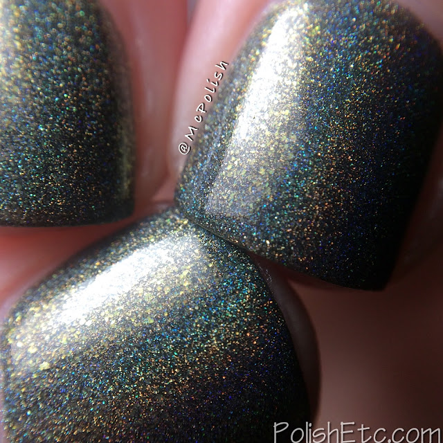 Pahlish - Hidden Door Collection - McPolish - Ghost in my Lungs