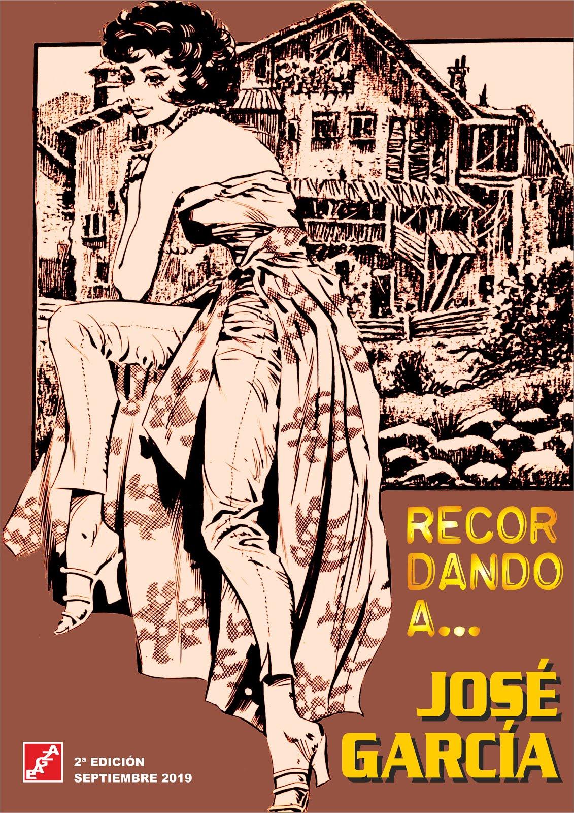 Recordando a... José García 2ª Edición - EAGZA